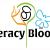 Logo Design - Literacy Blooms. Evelyn English - Educator & Author.